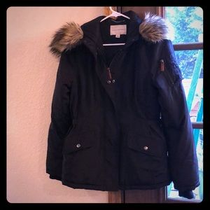 Banana Republic Snow Coat